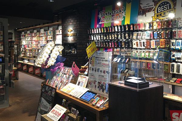 カバーガレージ 梅田店